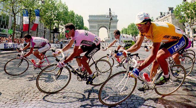 Mis canciones favoritas de…el Tour de Francia