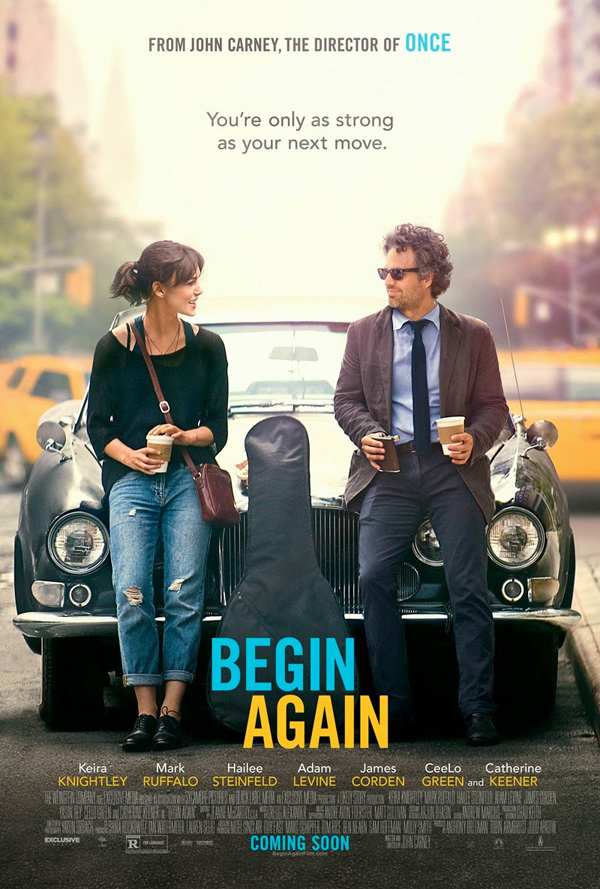 begin again verano