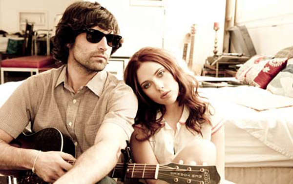 scarlett johansson pete yorn actrices cantantes actress singing