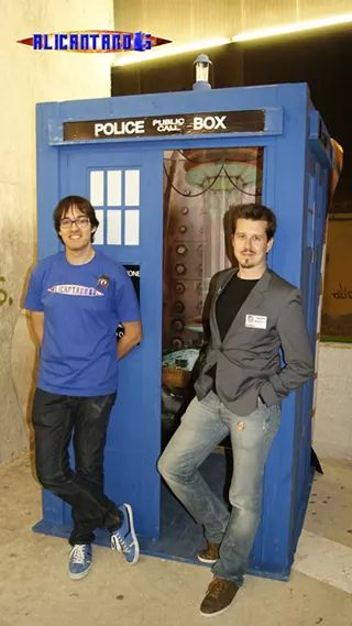 doctor who doc pastor