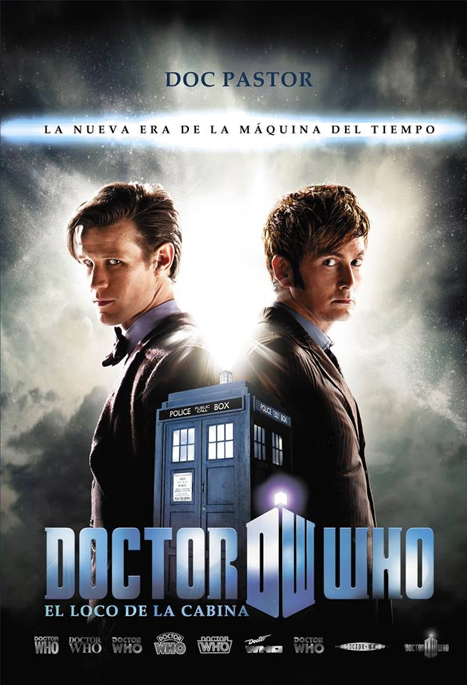 doctor who doc pastor loco cabina