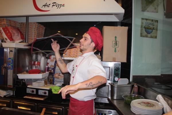 mercado moncloa art pizza