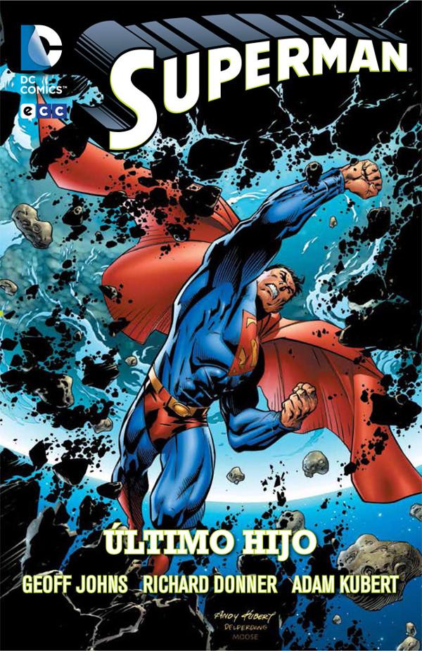 superman hijo last son último ecc cómics ediciones