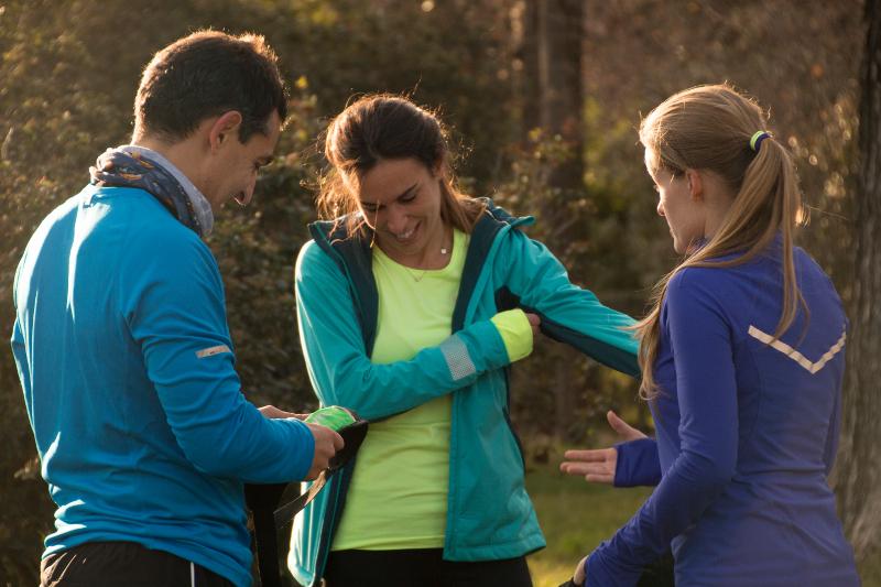 monika kowalska paula butragueño luis angel ramos cuesta run mind retiro fitness entrenamiento