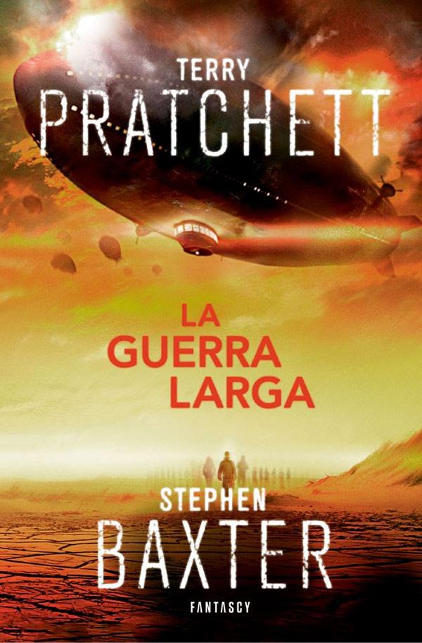 guerra larga pratchett baxter