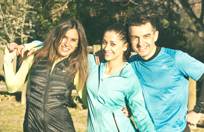 mariam hernandez paula butragueño luis cuesta run&mind inspira fit running casa de campo
