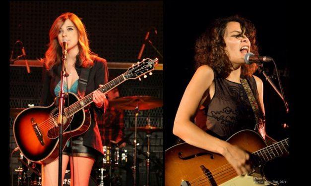 Blueswoman – Gaby Moreno y Virginia Labuat