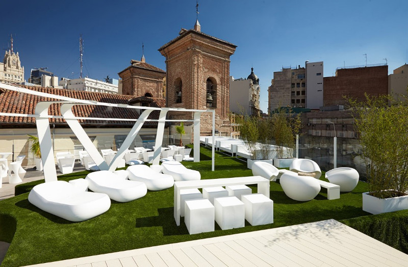 terraza gymage madrid luna resort urban