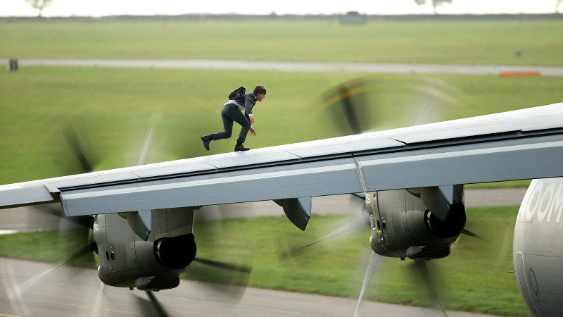 mision imposible mission impossible nacion secreta rogue nation tom cruise