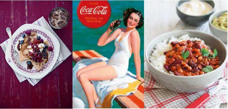 Coca-Cola. Prepara las recetas de la felicidad