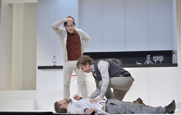 Nuestras mujeres gabino diego antonio garrido hortelano la latina teatro comedia francesa