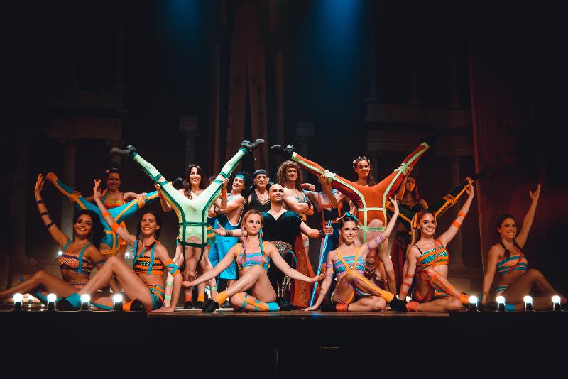 Hércules. El musical