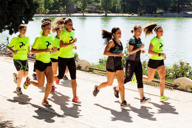 hábito medio maraton personal running madrid correr entrenamiento