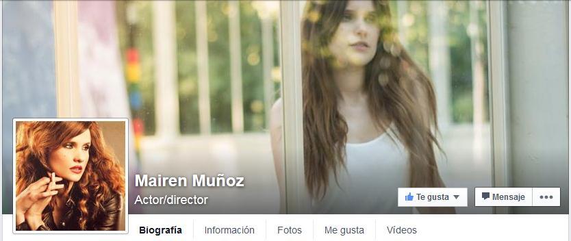 mairen muñoz atrévete facebook actriz modelo