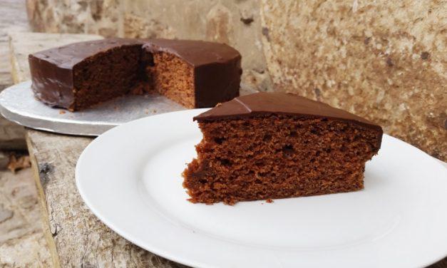Chocolat cake (tarta de chocolate)