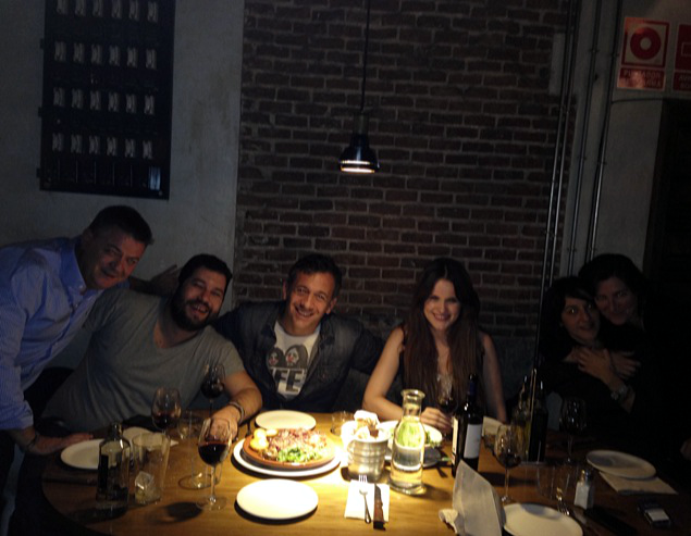 maravillas mairen muñoz lamucca prado cena entre bastidores unagi magazine
