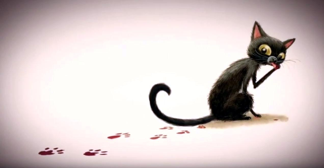retratos gatunos faceties chats gato benjamin lacombe sebastien perez edelvives