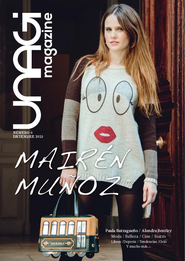 revista digital unagi magazine moda cine deporte