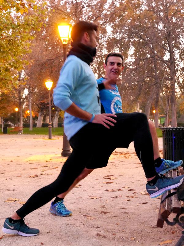 #retommm running unagi magazine estiramientos personal running