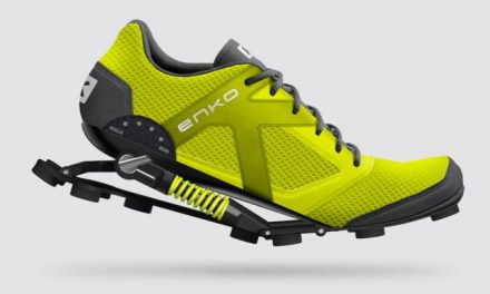 Enko running shoes