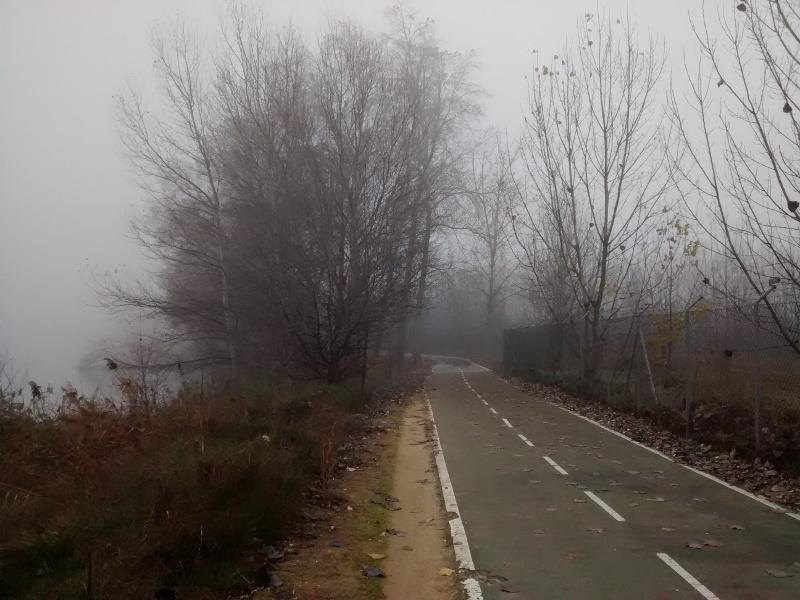 retommm fuerza voluntad niebla zamora rio running correr