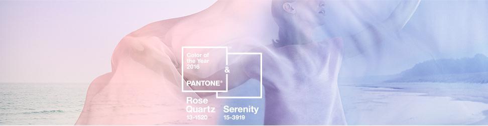 Pantone desvela los colores de moda para la primavera 2016