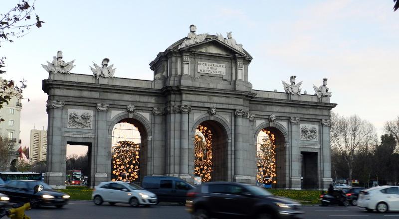Mis canciones favoritas de… lugares de Madrid