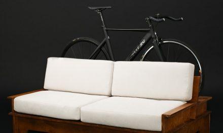 Muebles para ciclistas urbanos