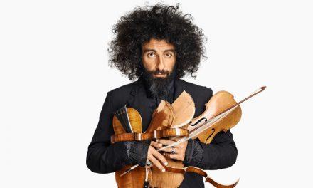 Gira sinfónica de Ara Malikian
