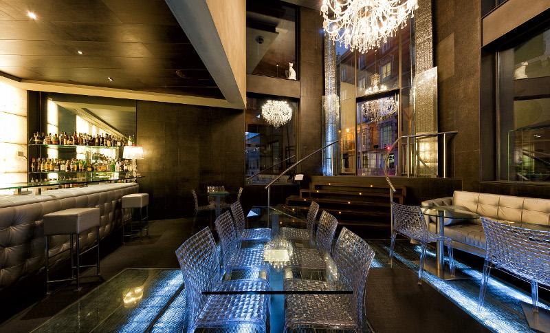 hotel urban madrid restaurante
