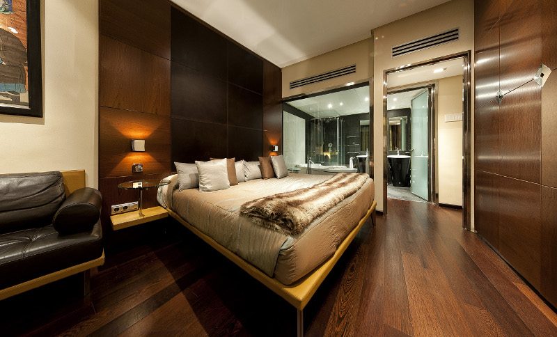 hotel urban madrid centro lujo