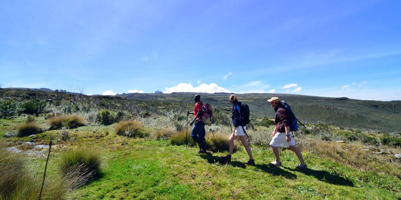 viaje kenia turismo trekking viaje