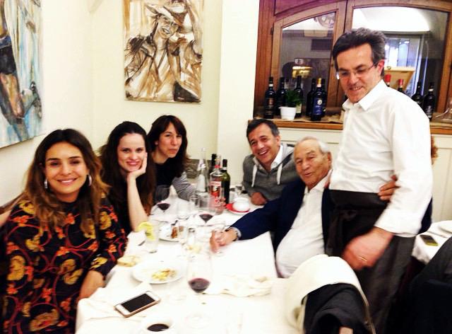morir de amor teatro italia roma mairen muñoz actriz modelo