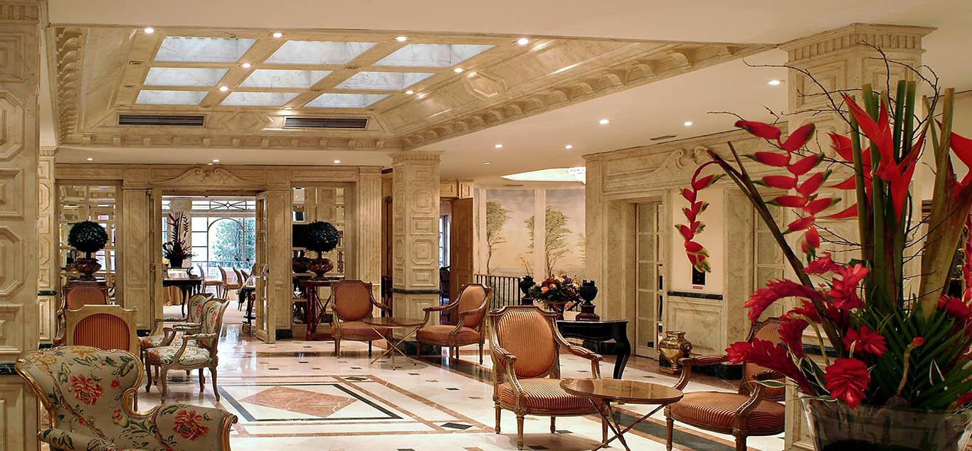 hotel orfila madrid encanto relais chateaux hoteles madrid