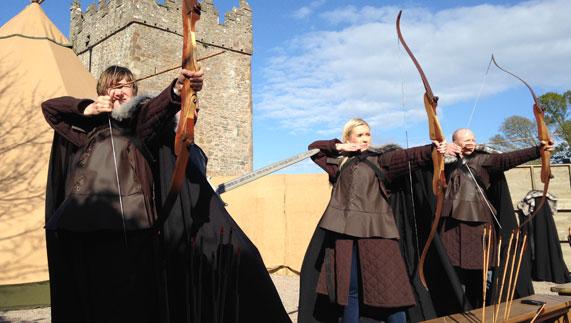 juego de tronos irlanda del norte game of thrones invernalia winterfell Ward Castle