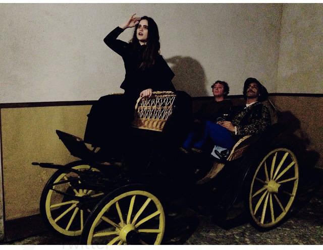 Metro Golden Mairen Muñoz actriz de felipe sitcom webserie