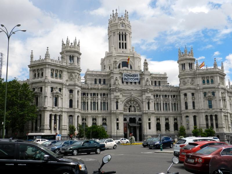 azoteas terrazas madrid palacio cibeles ayuntamiento