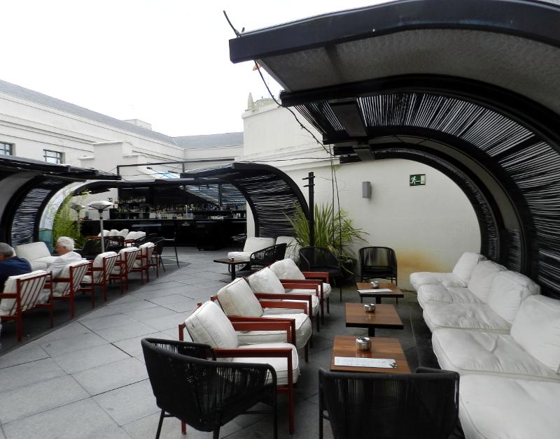 terraza cibeles chill out madrid