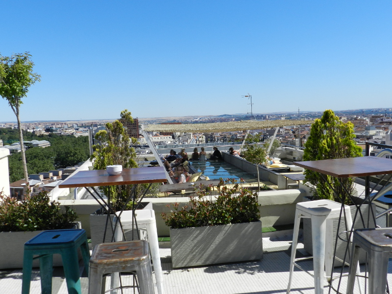 circulo de bellas artes madrid azoteas terrazas roof