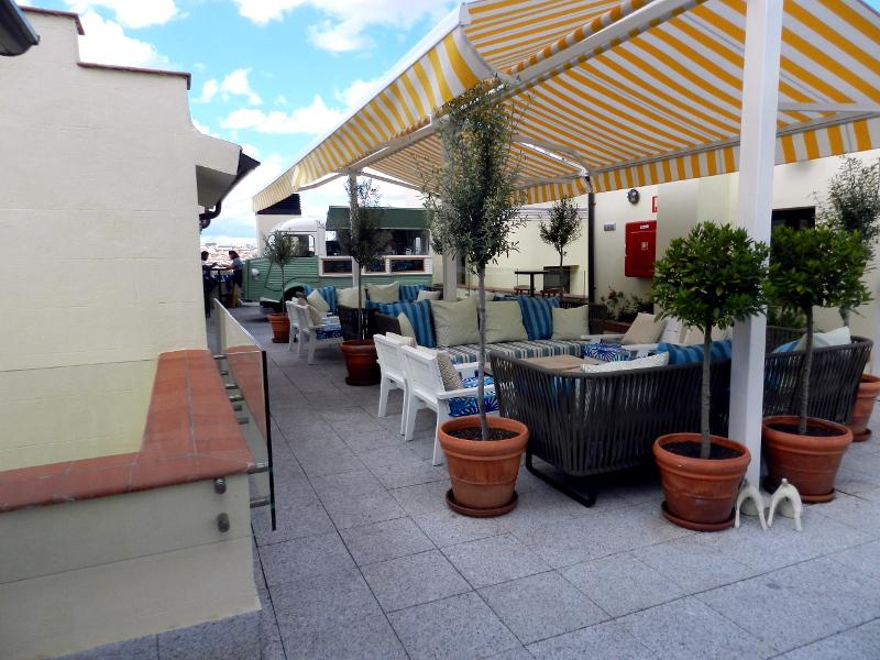 the mint roof azoteas madrid