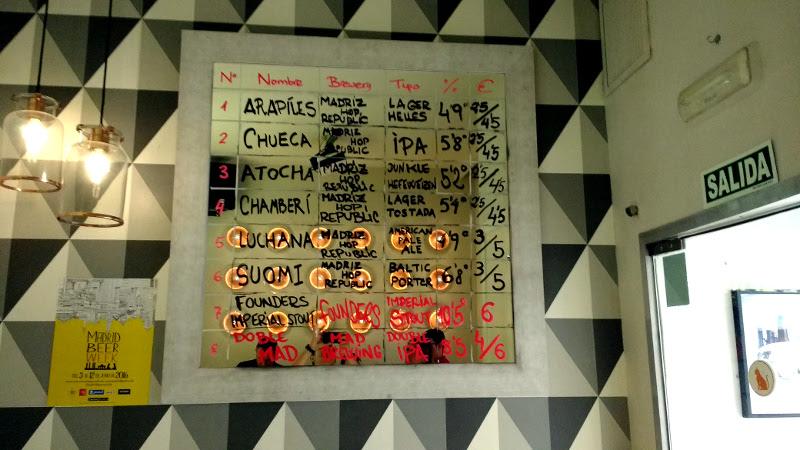 madriz hop republic cerveza artesanal madrid