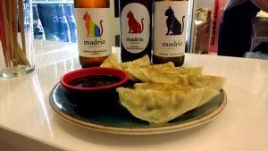 madriz hop republic rollitos vietnamitas cerveza