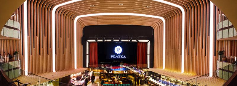Platea – El mayor centro de ocio gastronómico de Europa