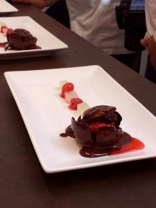 chocolate masterclass demos la vuelta al dia concurso gastronomico