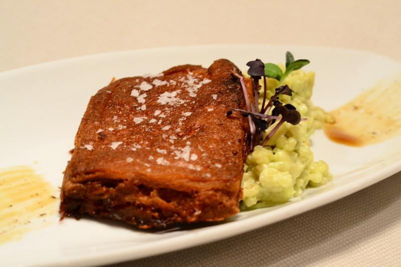 el abrazo de vergara carta carne cochinillo madrid restaurante