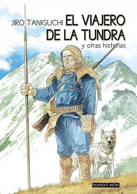 leer en septiembre el viajero de la tundra manga comic