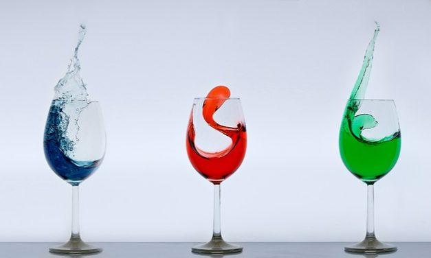 El vino azul: mitos y realidades
