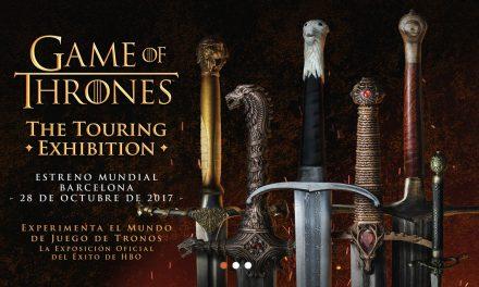 Game of Thrones Exhibition llega al Museo Marítimo de Barcelona