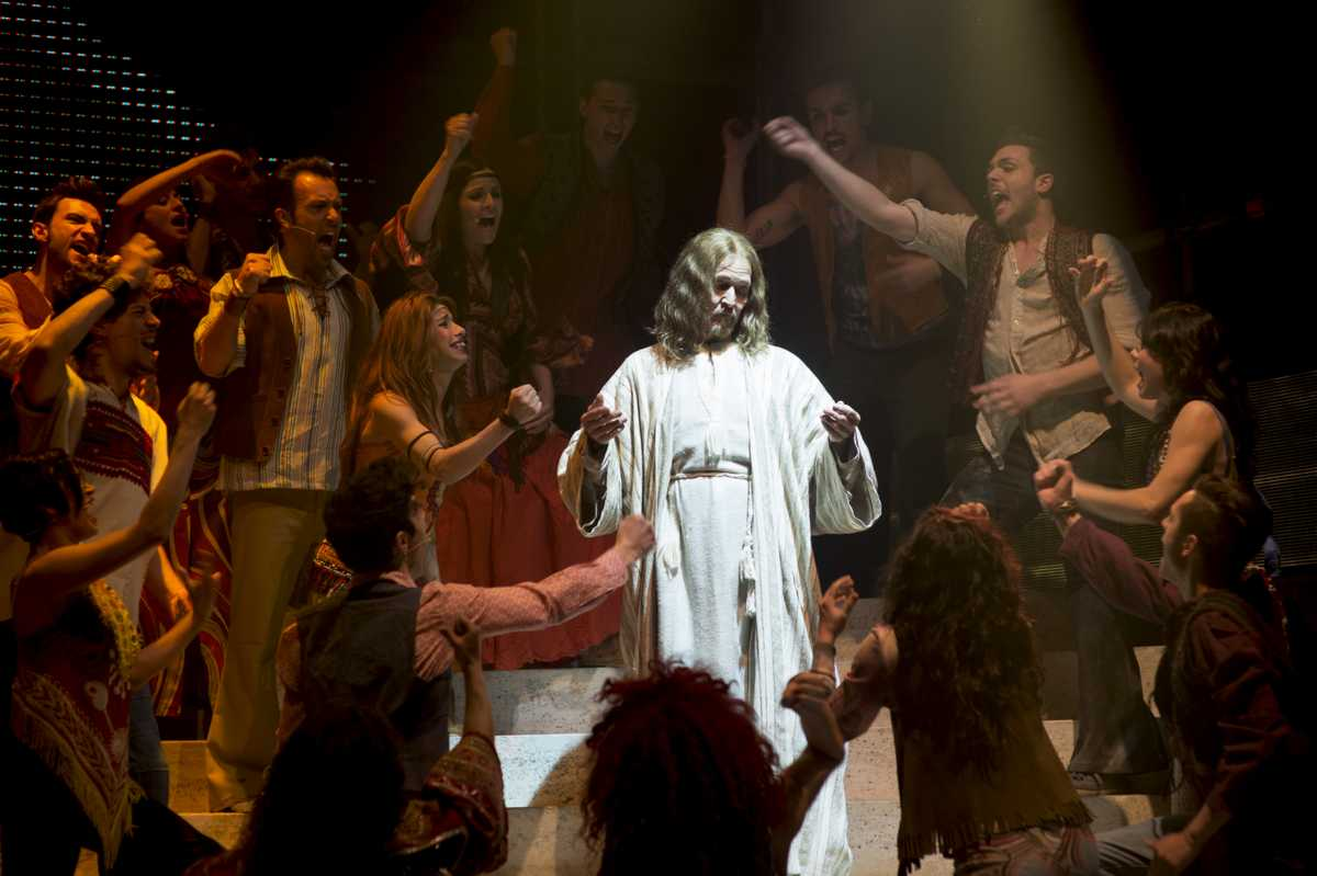jesus christ superstar opera rock gran via