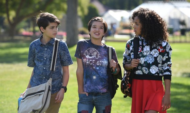 Estreno de Andi Mack en Disney Channel